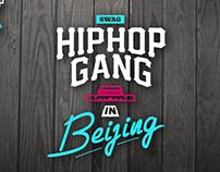 hiphop gang brand