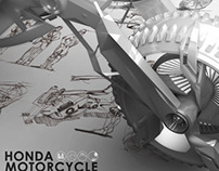 K2KL, HONDA motorcycle contest