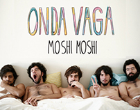 Onda Vaga - album for Japan