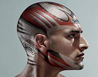 Helmets Shoei - Print Campaign