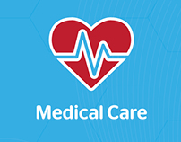 Medical Center website and Mobile Application Concept