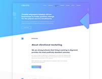CREATIQ. Website Design
