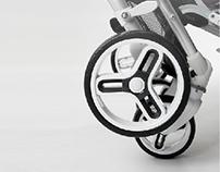 Wheel_ stroller