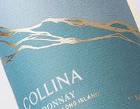 Collina Wine Label & Packaging