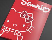 Sanrio Annual Financial Report 2018