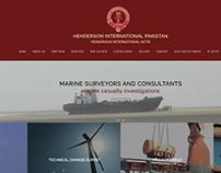 Henderson International Pakistan Brochures