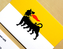 ENI | Flyer & Business Card