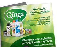Labels Produtos GINGA