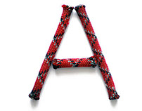 Climbing alphabet