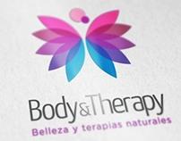 Body&Therapy Corporate Identity