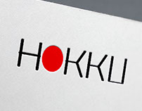 Identidad corporativa Hokku
