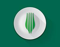 hipMenu / Logo / Concept