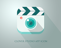 Official Clover Studio IOS App Icon Design