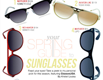 Product Feature for GlassesUSA.com