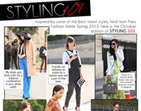 Fashion Article for Web Content