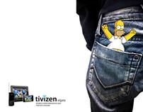 Advertising Tivizen
