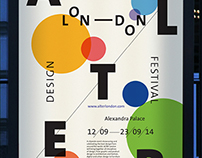 ALTER Design Festival, Event Identity
