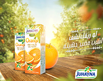 Juhayna Orange
