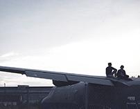 Berlin Candy bomber // Douglas DC-47 Skytrain