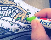 Cómo Personalizar unas Zapatillas