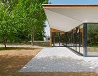 school cafeteria Königin-Charlotte-Gymnasium