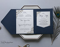 Wedding Card - Freelance