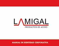 Manual de Identidad - Lamigal