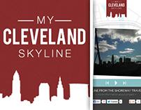 My Cleveland Skyline