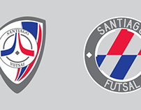 Santiago Futsal - ReBranding