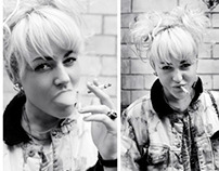Photography | Portrait | Jaime Winstone