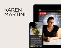 Karen Martini iPhone & iPad App