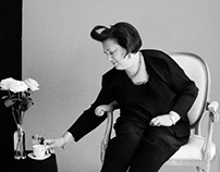 Suzy Menkes | Portrait | Photography