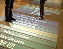 Barclays Interactive Walkway [2008]