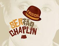 SerTão Chaplin - Branding e Material de Apoio