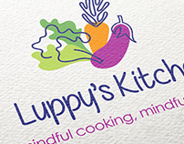 LUPP'S KITCHEN IDENTITY