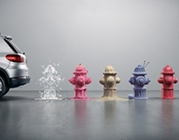 Hydrants - Volkswagen