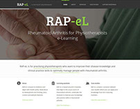 RAP-eL | Rheumatoid Arthritis e-Learning for Physios