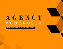 Agency Web Template #1