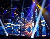 X-Factor NL 2013 - Stage Design