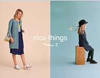 Nice Things — Website.