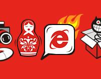 Adline icons