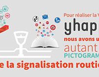 Infohrapgies pour Yhapps