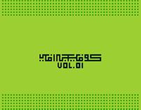 Kufigraphy Vol. 01   Ensanstudio