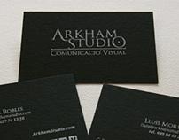 Arkhamvisit Card