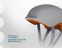 Cap / Protective Headwear