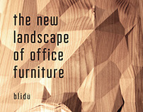 blidu - the new landscape of office furniture