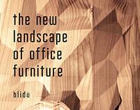 blidu - the new landscape of office furniture