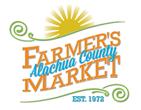 Alachua County Farmer's Market Logos