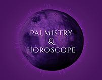 Palmistry&Horoscope App