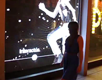Pull&Bear Interactive Store-window [2012]